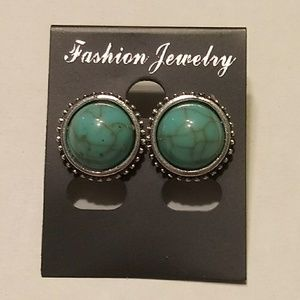 Vintage Stud Earrings